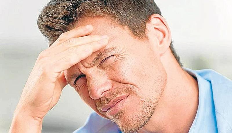 Earache or headache